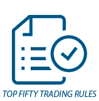 Top 50 Rules for Better trading